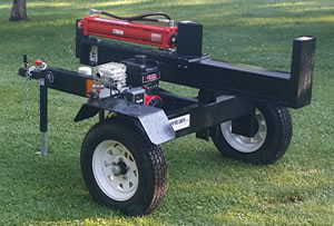 Horizontal & Vertical Log Splitters