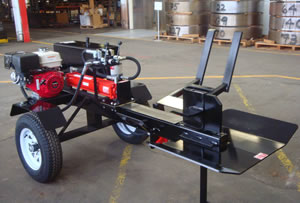 The Big One Log Splitter