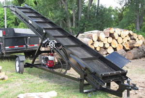 Firewood Conveyor