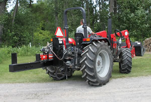 Tractor Mount
