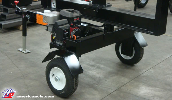 Horizontal / Vertical Log Splitter