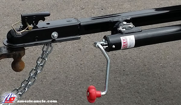 High Boy Extended Hitch
