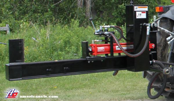 TM-24H Tractor Mount
