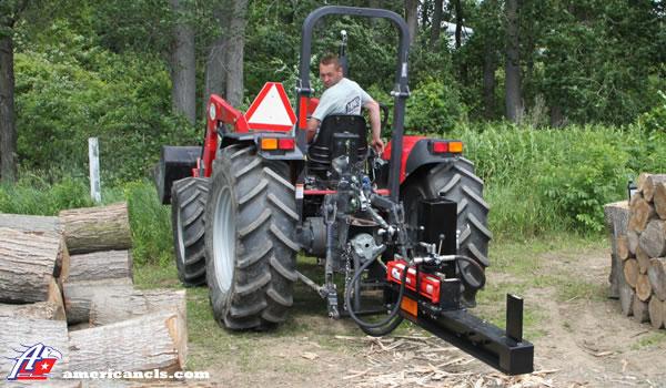 TM24H Tractor Mount
