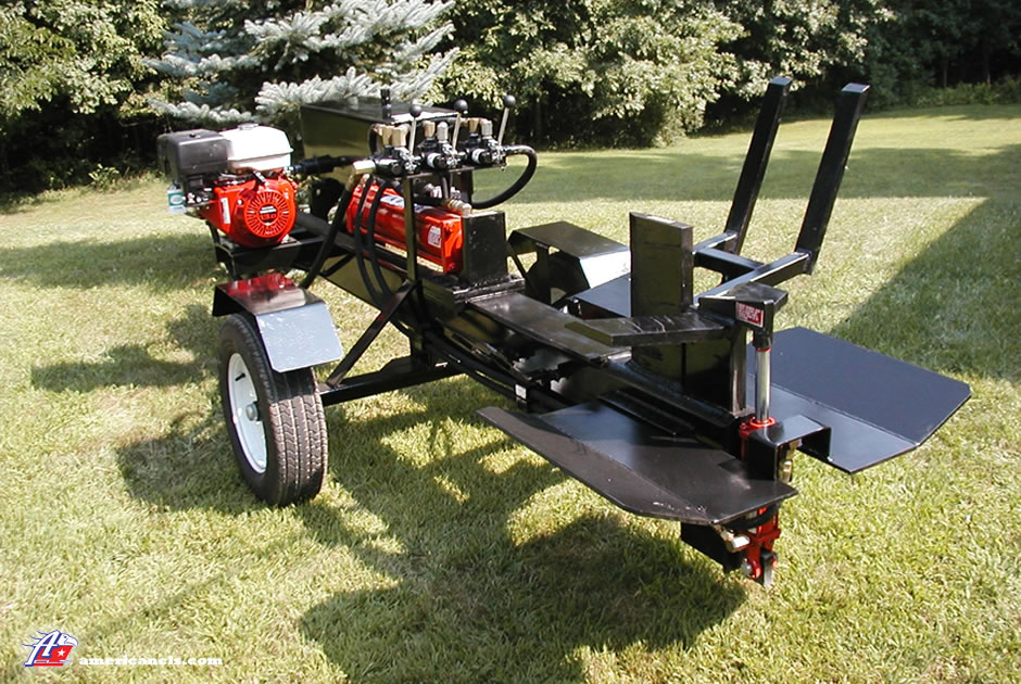 super log splitter hydraulic 4 way - Home Built Log Splitter Plans